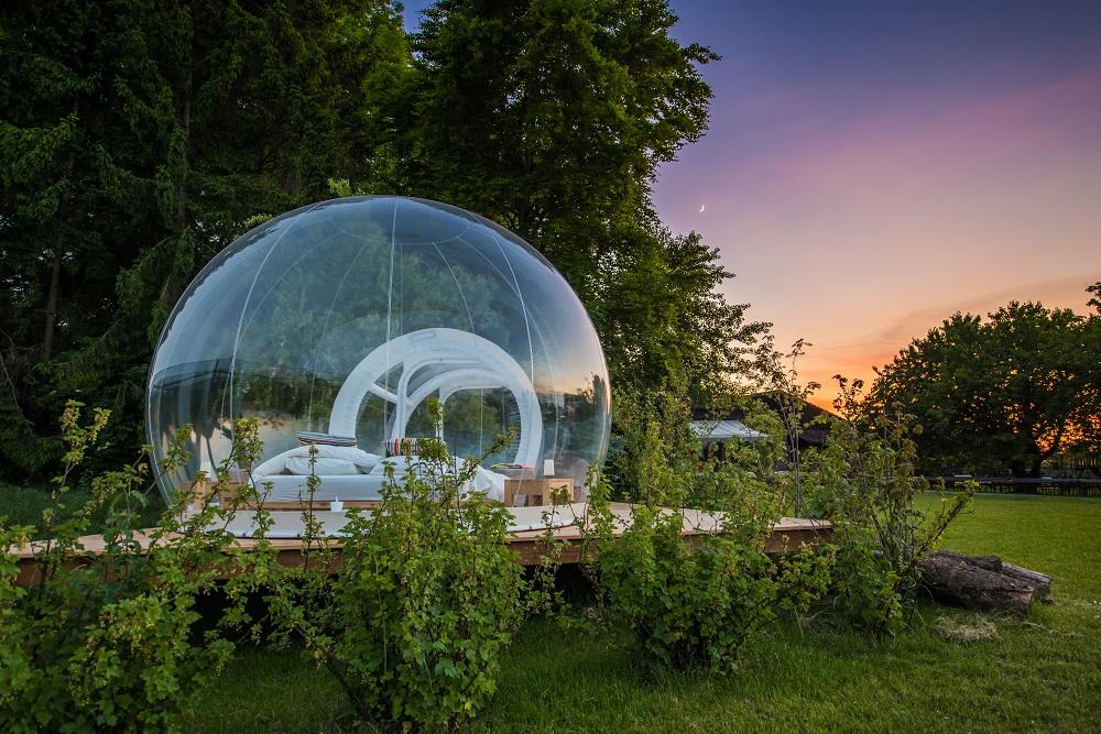 Bubble Hotel Feierlenhof